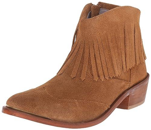 daf53ddac4e2e Hudson Women's's Tala Suede Ankle Boots Brown (Tan) 6 UK 39 EU ...