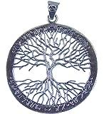 Pendentif Argent, arbre de vie Argent 925