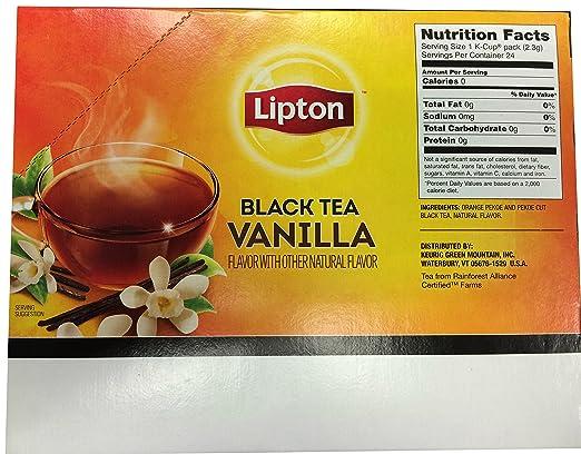 Lipton Tea K-Cups as low as 27...