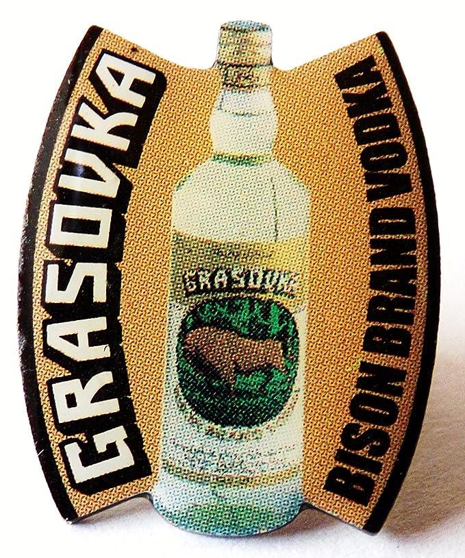Grasovka Vodka Pin