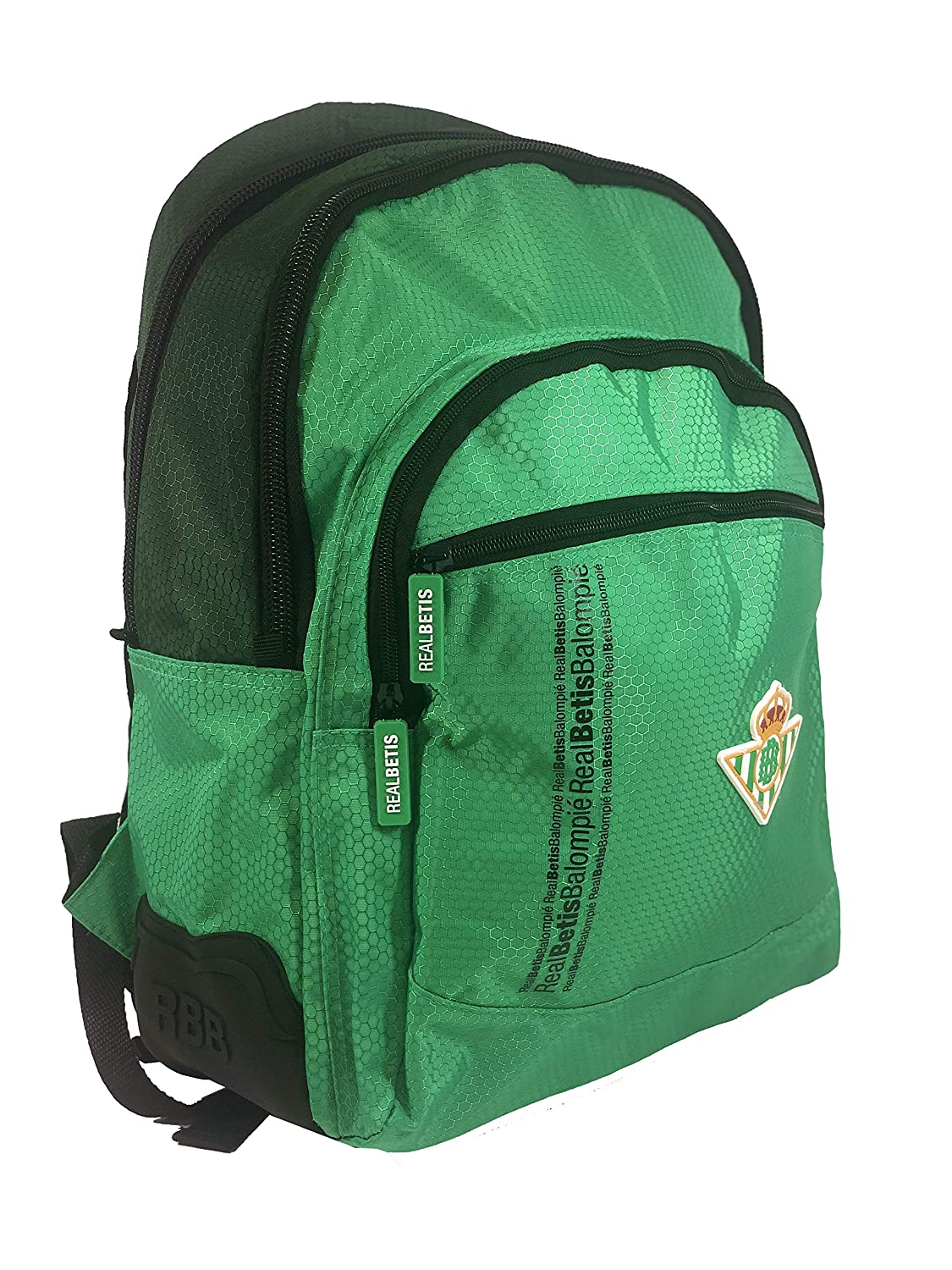 Real Betis Mochila Multibolsillo: Amazon.es: Equipaje