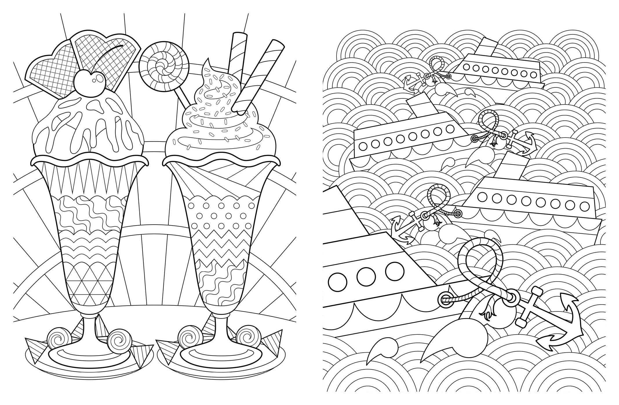 amazon com posh coloring book artful designs for fun