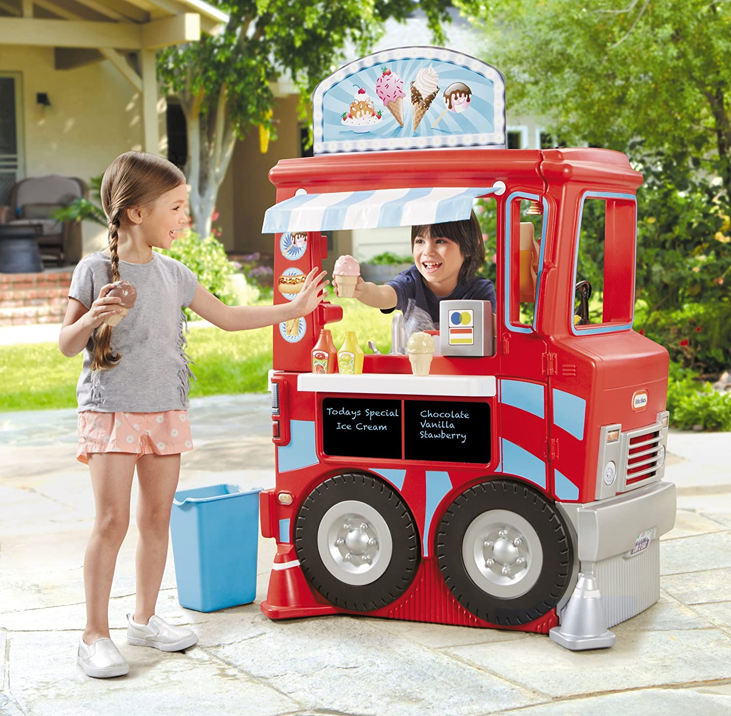 Little Tikes 2-in-1 Food Truck...