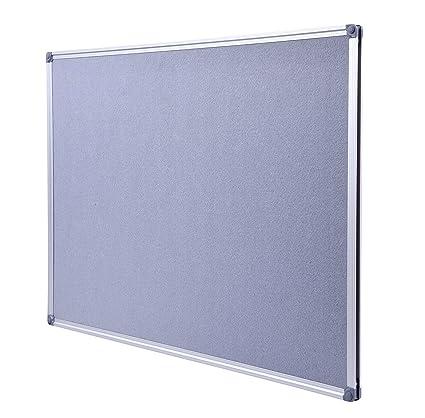 Amazoncom Aluminum Framed Wall Mounted 48 X 36 Inch Large Fabric