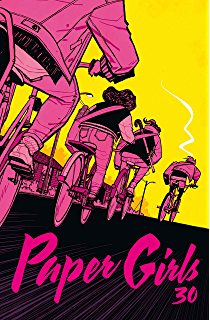 Paper Girls #30 (English Edition) eBook: Vaughan, Brian K., Chiang, Cliff, Chiang, Cliff, Wilson, Matt D.: Amazon.es: Tienda Kindle