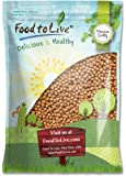 Food to Live Chickpeas (Garbanzo Beans) (10 Pounds)