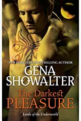 The Darkest Pleasure (Lords of the Underworld Book 3) Kindle Edition