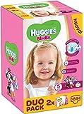 Huggies - Bimba - Pañales - Talla 5 (12 - 18 kg) - 2 x 42 pañales