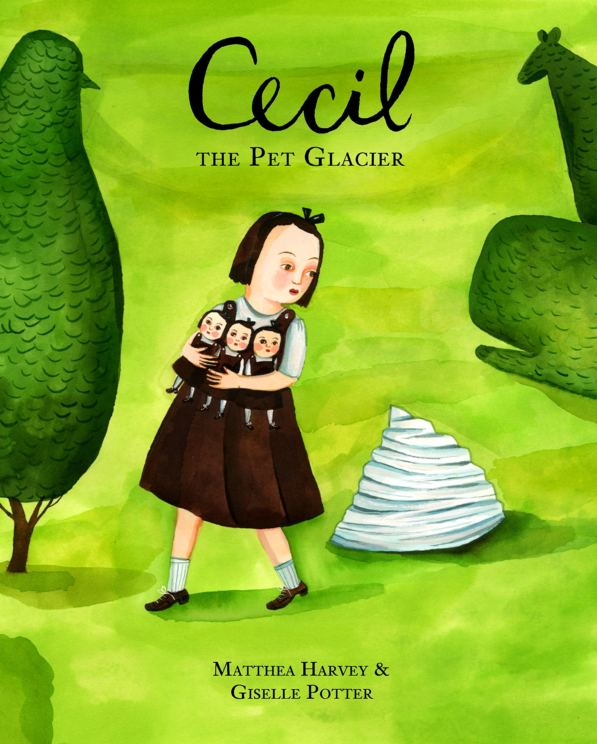 Download Cecil the Pet Glacier pdf epub