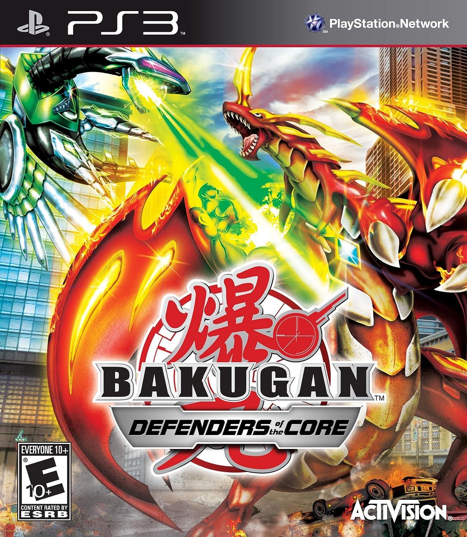 Amazon.com: Bakugan Battle Brawlers: Defenders of the Core ...