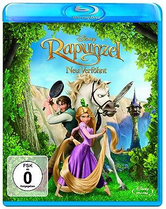 Rapunzel  Neu verfhnt Bluray Amazoncommx Pelculas y