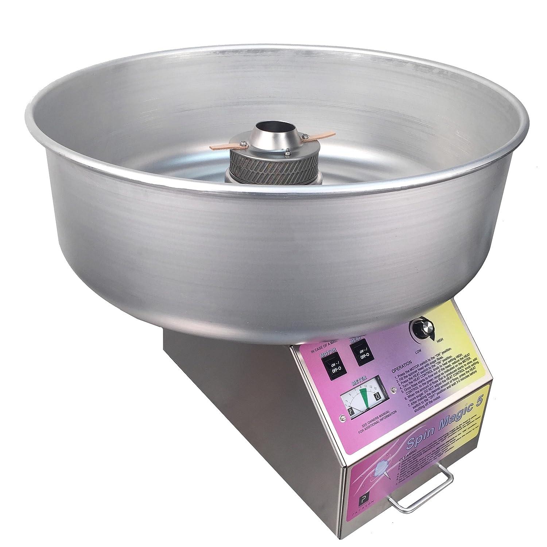 Spin Magic Candy Floss máquina – comercial algodón Candy máquina ...