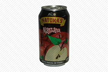 Naturas Apple Nectar 11.16 Oz 12-pack