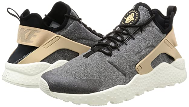 Nike 859516-001, Zapatillas de Trail Running para Mujer, Negro (Black/Black/Vachetta Tan/White), 43 EU