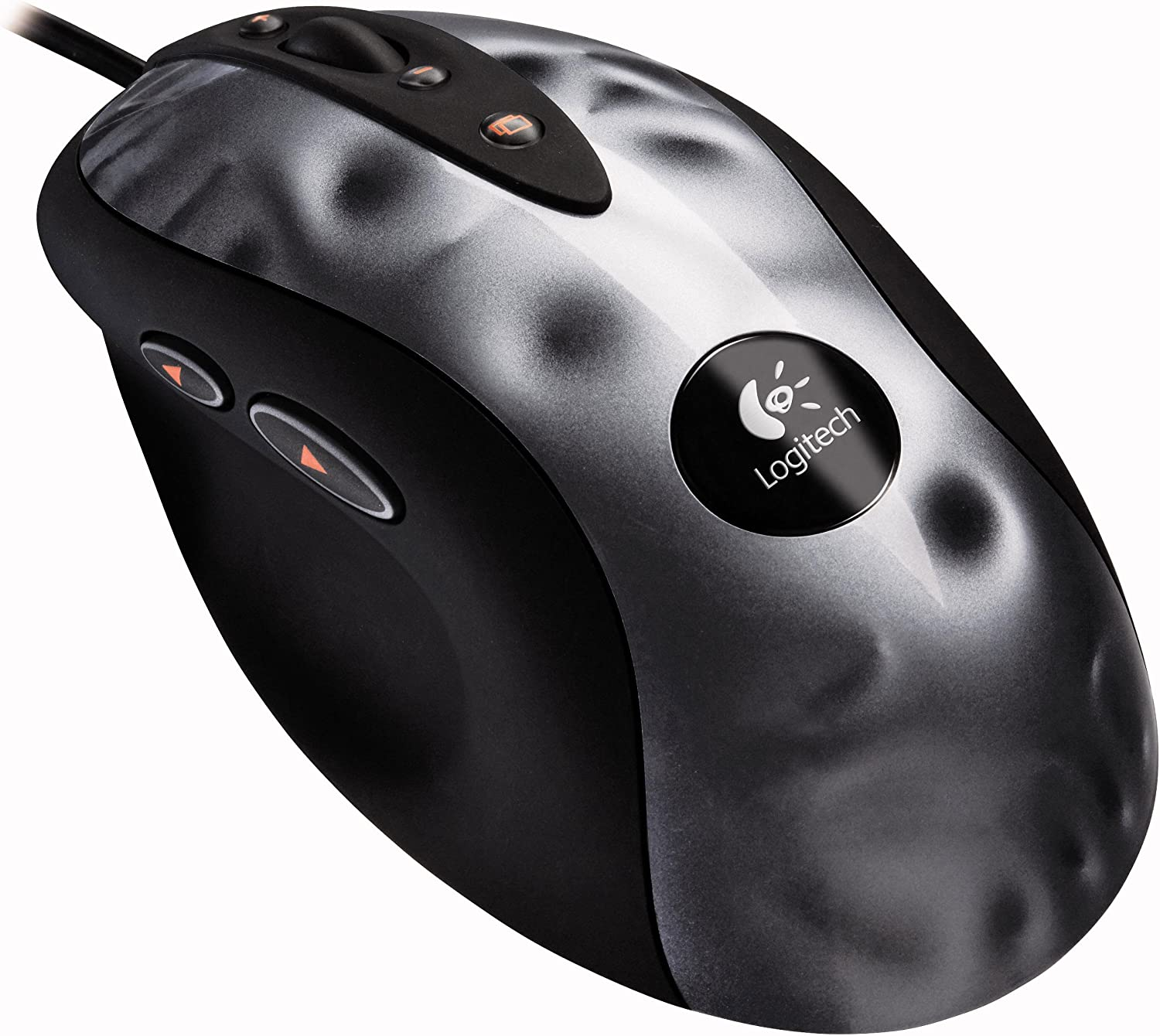 MX 518 Logitech MX518 High Performance 1800dpi Optical Gaming Mouse NEW