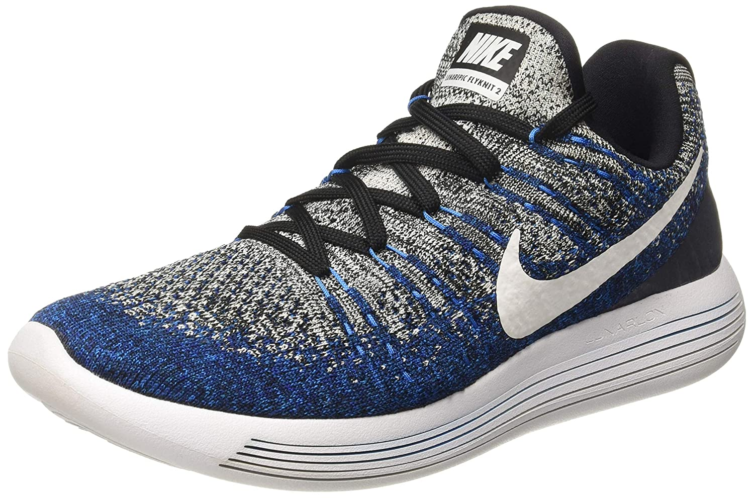 huge selection of c0008 d429f Nike Lunarepic Low Flyknit 2 Mens Road Running Shoes 863779-406 Size 8 D(M)  US
