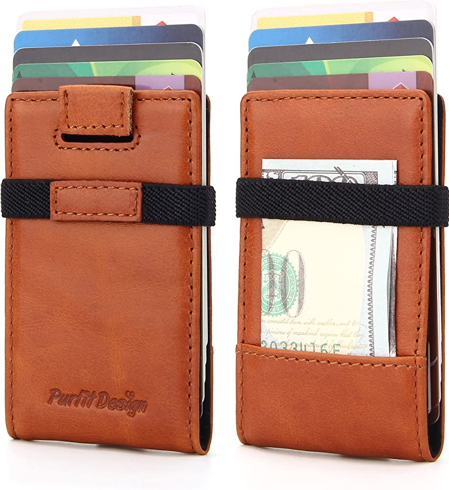 Wallet that readers can not penetrate