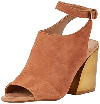 eb9accc7e9ff5 Aldo Women's Seventy Heels Sandals, Brown (Light Brown / 27), 4 UK