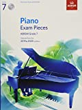Piano Exam Pieces 2019 & 2020, ABRSM Grade 7, with CD: Selected from the 2019 & 2020 syllabus (ABRSM Exam Pieces)