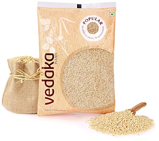 Amazon Brand - Vedaka Popular White Urad Split, 2kg