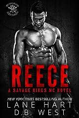 Reece (Savage Kings MC Book 7) Kindle Edition