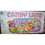 Vintage 1984 Candyland Candy Land Board Game - A Child's First Game by Milton Bradley
