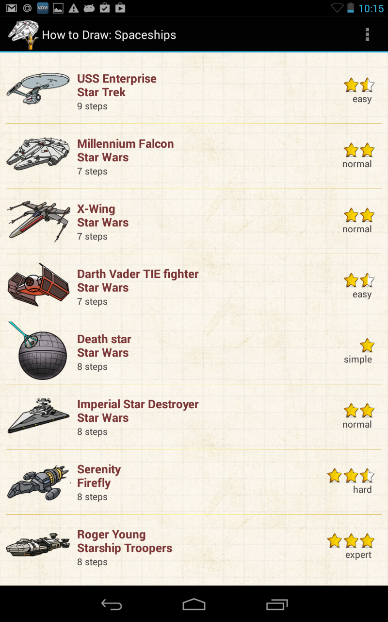 Amazon Com How To Draw Spaceships Pro Appstore For Android