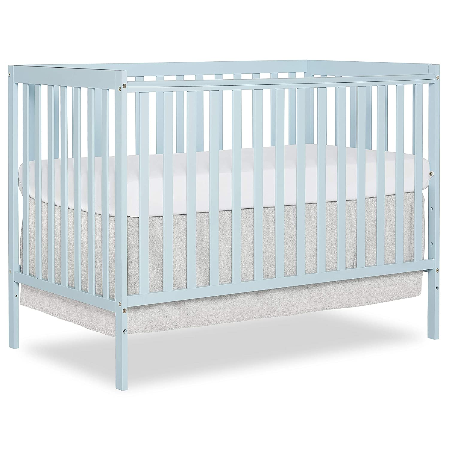 Dream On Me Synergy 5-in-1 Convertible, Crib, Black 657-K