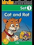 Budding Reader Book Set 1: Cat and Rat