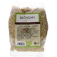 Bionsan Arroz Integral Redondo - 6 Bolsas