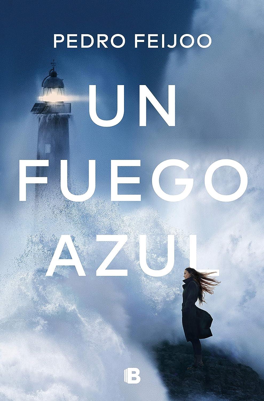 Un fuego azul eBook: Feijoo, Pedro: Amazon.es: Tienda Kindle