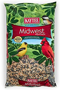 Kaytee Midwest Regional Wild Bird Blend, 7-Pound Bag