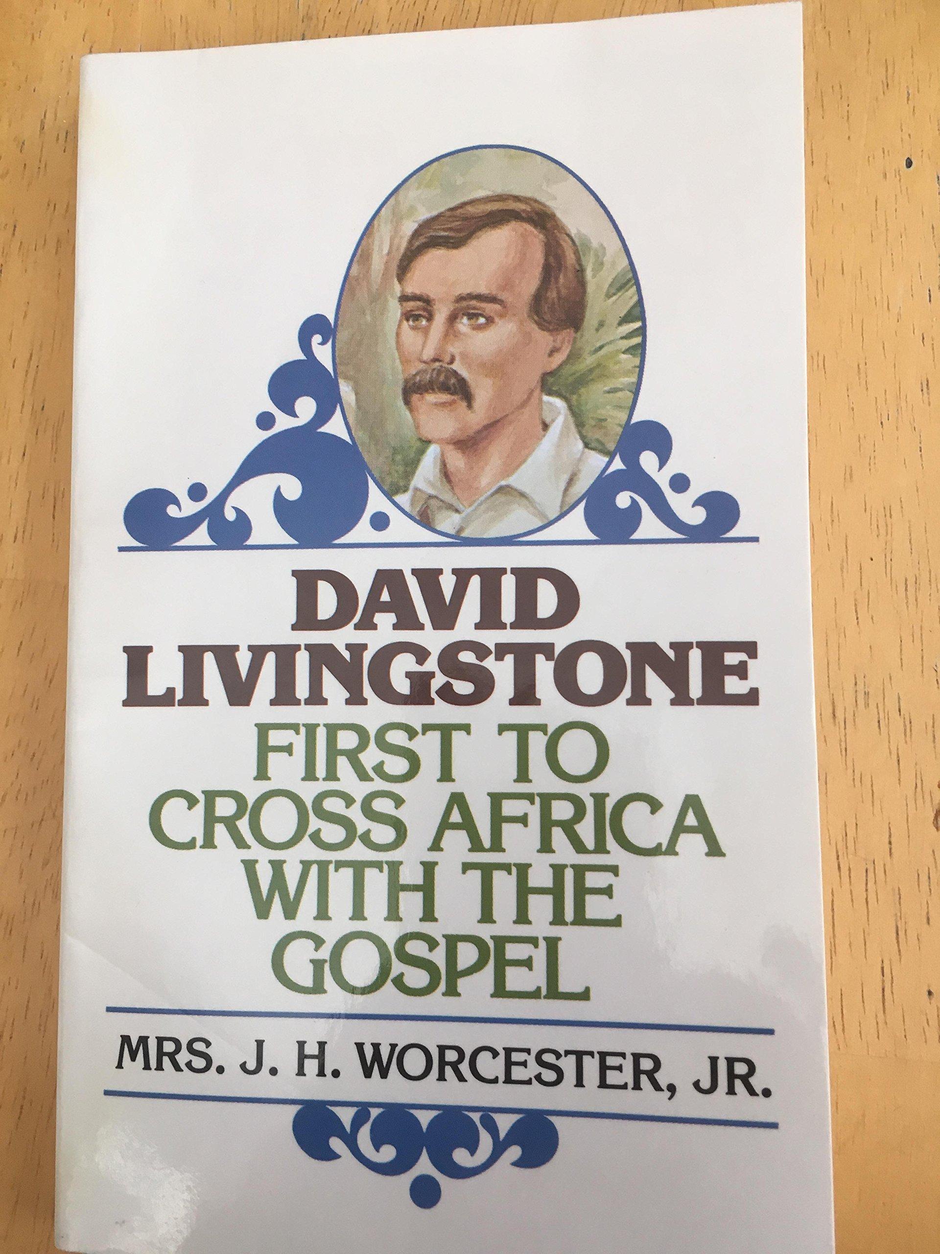 david livingstone timeline