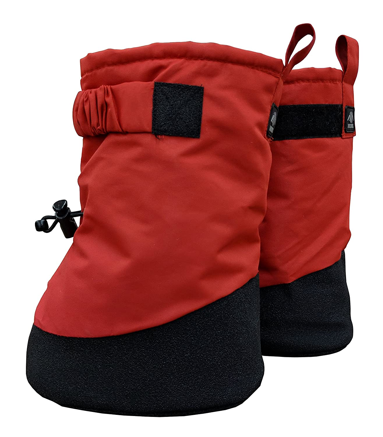 NIce Kids Little Boys and Girls Winterproof 100 Gram Thinsulate Snow Booties
