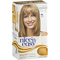 Clairol Nice'n Easy Permanant Hair Colour, 9a Light Ash Blonde, 1 count