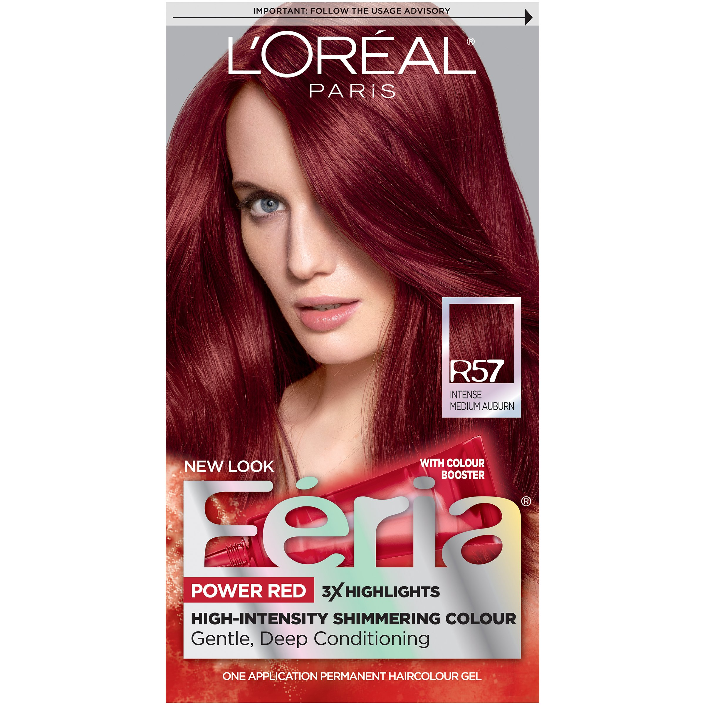 Amazon Com L Or 233 Al Paris Feria Permanent Hair Color 20