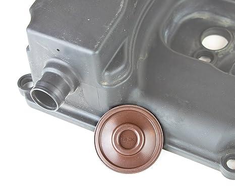 RKX 3 6 & 3 2 Engine Valve Cover PCV Valve Diaphragm membrane for VW Audi  V6 VR6 R32