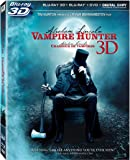 Abraham Lincoln: Vampire Hunter [Blu-ray 3D + Blu-ray + DVD + Digital Copy]