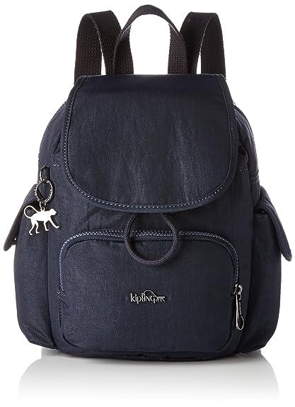 Damen City Pack S Rucksack, Blau (Deepest Blue), 27x33.5x19 cm Kipling