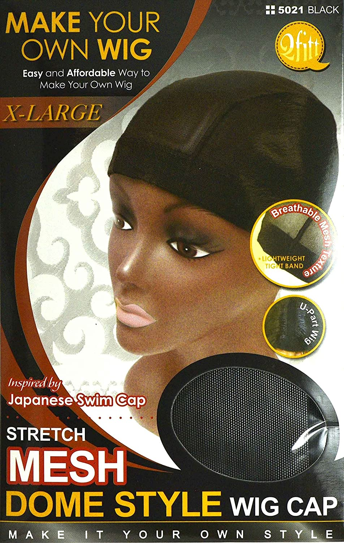 Mesh Dome Style Wig Cap Qfitt 5011
