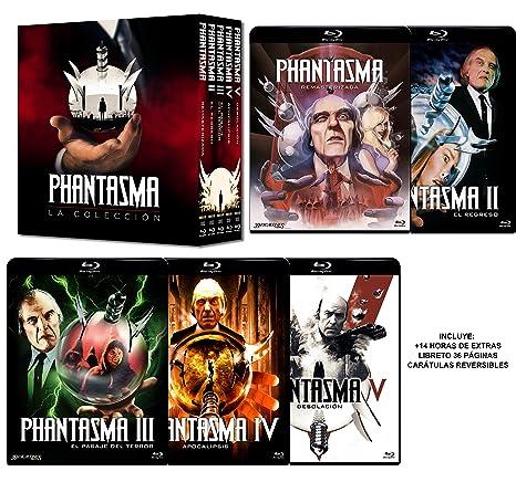 Phantasma - La Colección [Blu-ray]: Amazon.es: Bill Thornbury ...