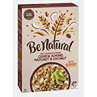 Be Natural, Breakfast Cereal, Almond, Hazelnut & Coconut, 415g