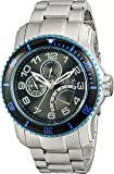 Invicta Pro Diver Men's Quartz Watch with Analogue Display on Stainless Steel Bracelet