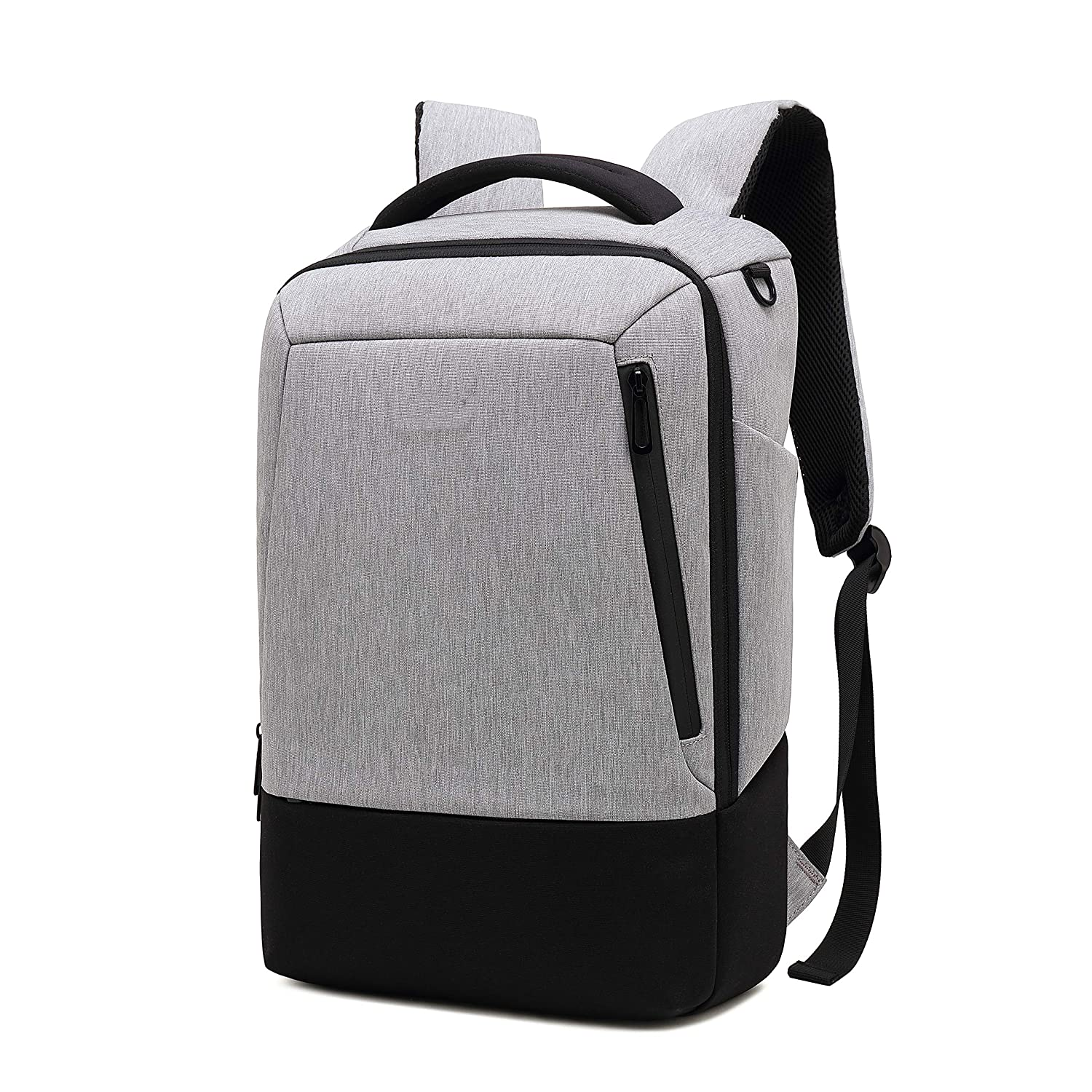 Amazon.com  BGD Travel Backpack Business Laptop School Book Bag with USB  Charging Port d1b40226ab69a