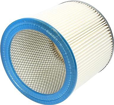 Wessper Filtro de cartucho para aspirador Bosch GAS 12-30 F Professional (Para uso seco): Amazon.es: Bricolaje y herramientas