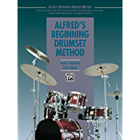 Alfred's Beginning Drumset Method: Learn How to Play Drumset with this Innovative Method (Alfred's Drumset Method) book cover