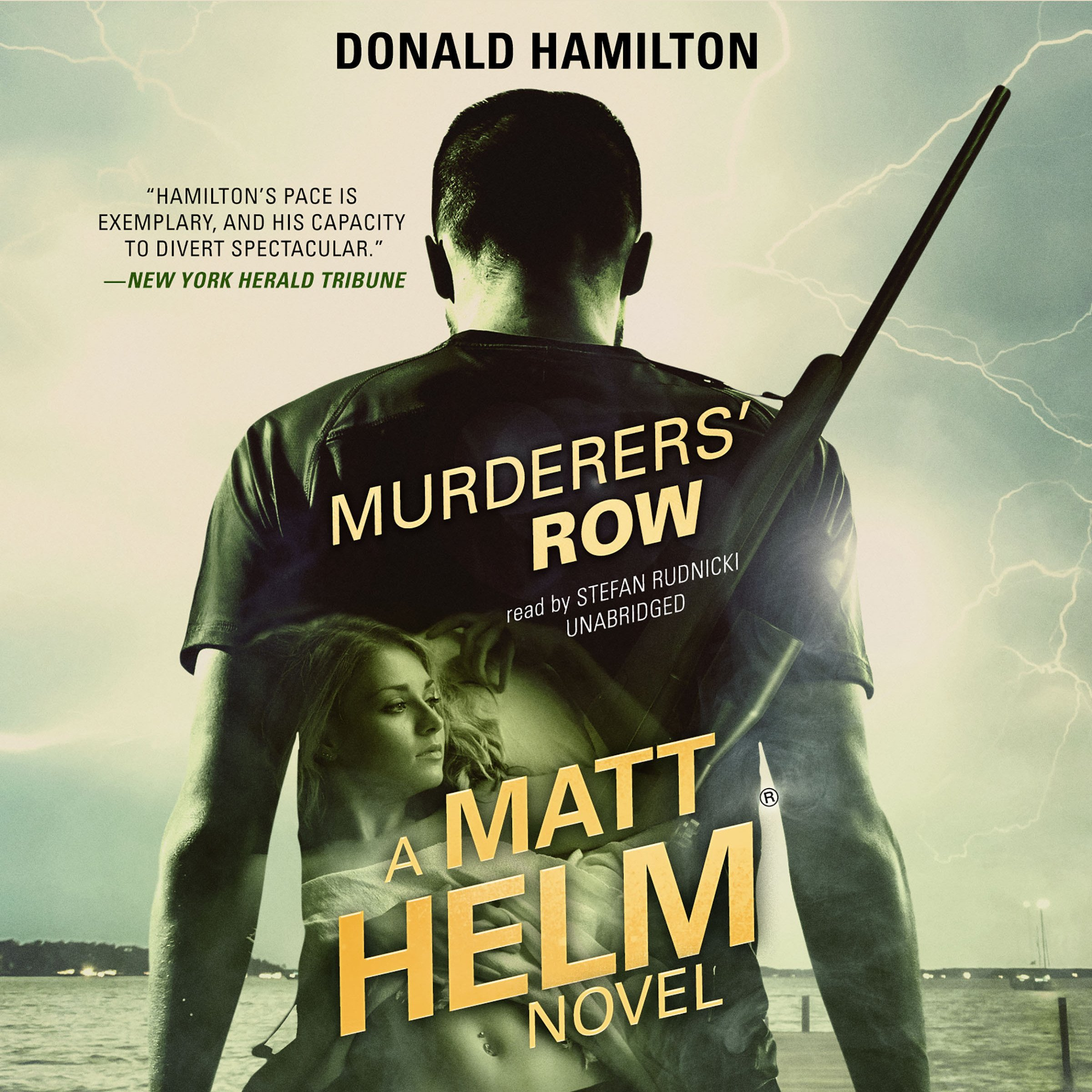 Murderer's Row (Matt Helm series, Book 5) pdf epub