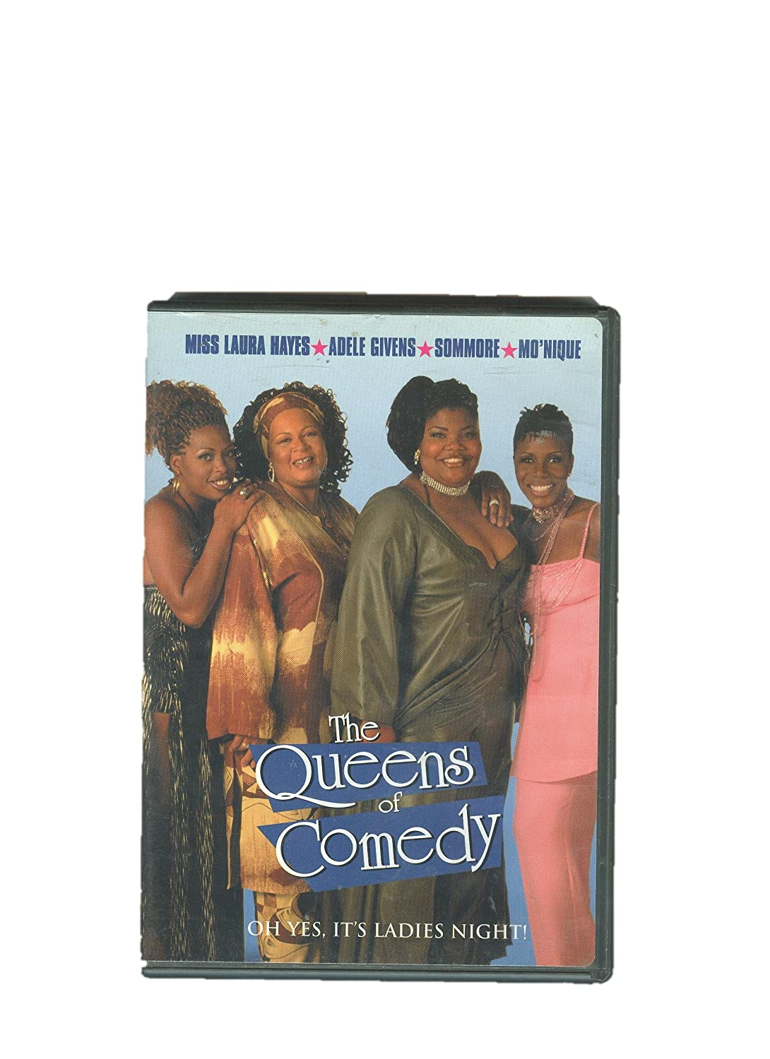 Amazon queens of comedy dvd queens of comedy movies tv arubaitofo Images
