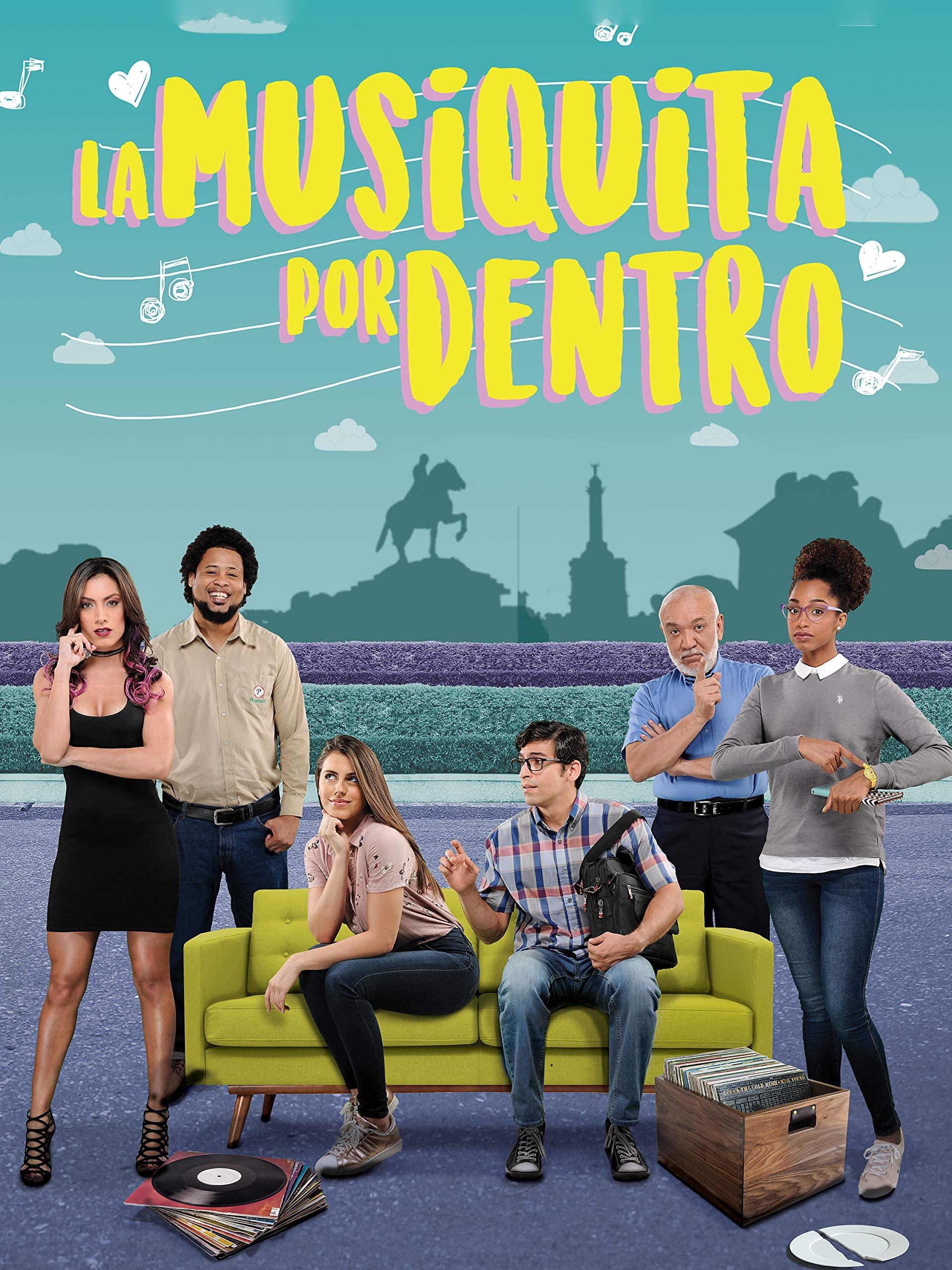 La Musiquita Por Dentro on Amazon Prime Video UK