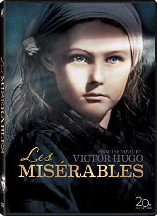 Amazon com: Les Miserables (Cinema Classics Collection) (1935 / 1952